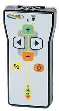 Spectra Precision Rc502 Remote Control for Model Dg711 (Silver & Blue)
