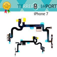 Flex Boton Power Bloqueo Encendido Flash Camara iPhone 7