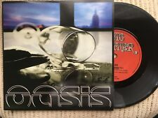 "Oasis  Sunday Morning Call  7"" Single  Vinyl  Vinilo"