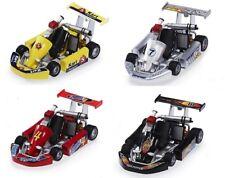 Mini- Go-Kart - avec Friction – Rückzug-antrieb -13 cm Voiture de Course Neuf