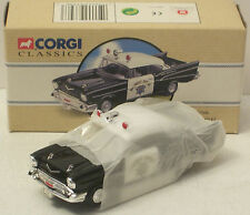 Corgi 1957 Chevrolet Highway Patrol Car New In Box 1/43 scale 97396