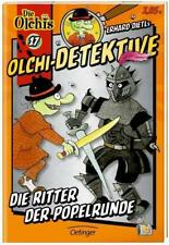 Olchi-Detektive. Die Ritter der Popelrunde: Band 17 /4