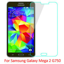 9H Premium Tempered Glass Screen Protector Film For Samsung Galaxy Mega 2 G750
