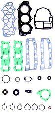 WSM Yamaha 40 / 50 Hp 3 Cylinder Gasket Kit 500-313, 6H4-W0001-04-00, 6H4-W0001-