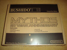 BUSHIDO - Mythos  (LIMITED BOX-SET)  SAMRA CAPITAL BRA - NEU!