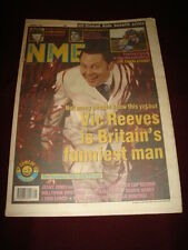 NME 1990 MAY 26 VIC REEVES U2 SINEAD O'CONNOR STONE ROSES CHARLATANS JESUS JONES