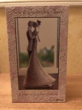 Language of Love First Dance Wedding Cake Topper 9 In Roman Gina Freehill Figure