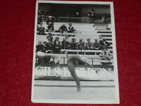 [Coll.Jean DOMARD GYMNASTIQUE SPORTS] PHOTOGRAPHIE GYMNASTE URSS LESSOUSKAIA[?]