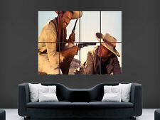 Good the bad the ugly poster film classic western clint eastwood l'image immense