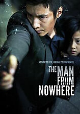 MAN FROM NOWHERE - DVD - Region 1 - Sealed
