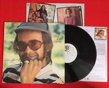 ELTON JOHN ROCK OF WESTIES DJLPH464 1975 G VINYLE 33T LP
