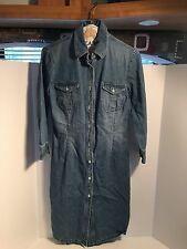 Ralph Lauren Polo Jeans Co. Women's Denim Dress Size 4