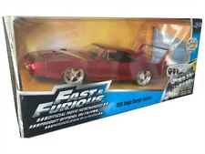 1969 DODGE CHARGER DAYTONA RED 1/24 FAST & FURIOUS 7 BY JADA 97060