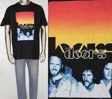 90s Vintage The Doors Jim Morrison Rock Concert Tour Unworn Beatles Tee T Shirt