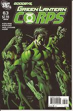 Green Lantern Corps # 63 * Near Mint *