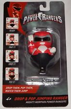 Power Rangers Mighty Morphin Drop and Pop Jumping Ranger - Red - (BNIB)