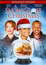 A Snow Globe Christmas (DVD, 2014) Christina Milian , Trevor Donovan