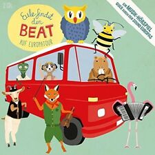 EULE - EULE FINDET DEN BEAT 2-AUF EUROPATOUR 2 CD NEUF