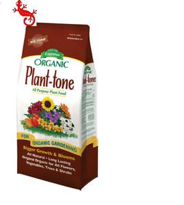 Espoma 8 lb. Organic All Purpose Plant Tone Fertilizer