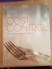 Cost Control  Food and Beverage 61Th edition