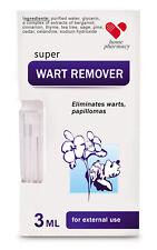Wart Remover HPV Papilloma 3ml Wart Verruca Genital Skin Care Treatment