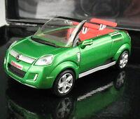 NOREV - OPEL Frogster - Autosalon Genf 2001- grün metallic - NEU in OVP - 1:43