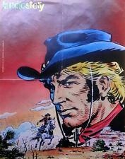 anno 1976 -  POSTER  allegato a  Lanciostory  n.49  - supplemento
