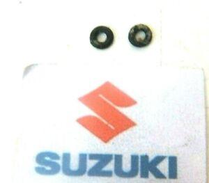 SUZUKI GS 500 GS500 H CARBURETOR CARBURETTOR CARB TOP CAP O'RINGS 2001 - 2003