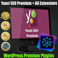 Yoast SEO Premium ⭐ Latest Version 15.1.2 ⭐ All Extensions ⭐ Fast delivery 🚀