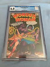 Wonder Woman #170 (May 1967, DC) CGC 6.0 COOL ANDRU Cover Dr. Psycho App