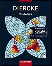 Diercke Weltatlas mit DVD Diercke Globus: 5. aktualisier... | Buch | Zustand gut