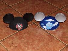 Walt Disney World Mickey Mouse Ears 2008 Year Of A Million Dreams Hat Cap Lot