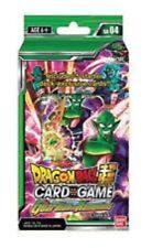Dragon Ball Super Guardian of Namekians Starter Deck Series 4 dash pack sealed