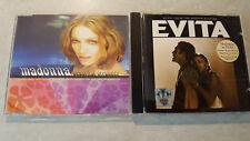 Madonna CD Singles / Albums Job Lot / Bulk