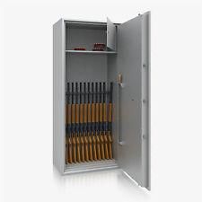 Waffenschrank Pistolenschrank EN 1143-1 Klasse I, 13 Waffenhalter + Innentresor