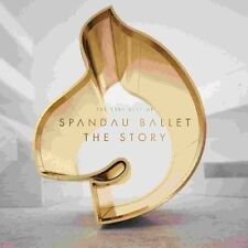 The Story: The Very Best of Spandau Ballet by Spandau Ballet (CD, Oct-2014,...