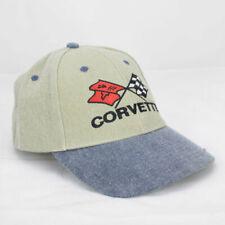 Original Chevrolet Chevy Corvette Logo Car Basecap Mütze Trucker Baseball Cap