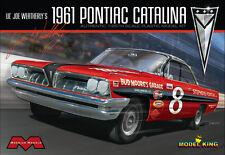 MOEBIUS 1961 PONTIAC Catalina JOE WEATHERLY Model Car Mountain KIng PRE SALE
