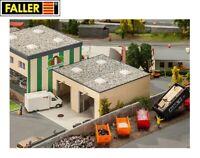 Faller H0 130197 Milchabladestelle mit Waage - NEU + OVP #