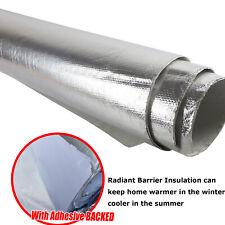 Reflect Block Heat Radiant Barrier Insulation Eergy Savings Metal Building Roof