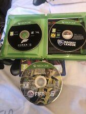 Xbox One FIFA 17 Forza 5 und Rocket League 3 x Spiele