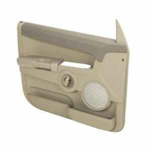 2006-2007 JEEP COMMANDER FRONT DOOR TRIM PANEL INTERIOR MOPAR 1DW001J8AB