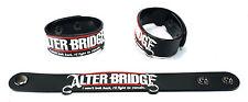 ALTER BRIDGE NEW! Rubber Bracelet Wristband Free Shipping FORTRESS aa285