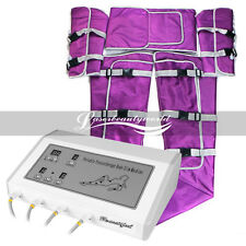 Pressotherapy Air Pressure Body Slimming Blanket Weight Loss Sauna Slim Massager