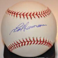 Frank Baumann Boston Red Sox - Chicago White Sox - Cubs Signed ML Baseball COA