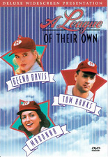 A League of Their Own [DVD, NEW] FREE SHIPPING