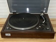 JVC JL-A1 Turntable with new Audio Technica Cartridge