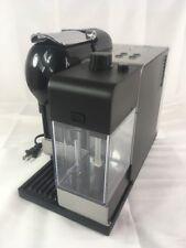 DeLonghi Lattissima Plus EN 520.S 1 Cup Espresso Combo Silver Black