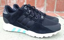 Adidas EQT Support RF Size 8.5 Womens Equipment BY8783 Black Originals