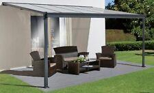 Premium Pergola Roofing Patio Cover Kit 3m x 3m Outdoor Veranda on Sale
